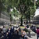 Plaza. Image Cortesía de BulAu