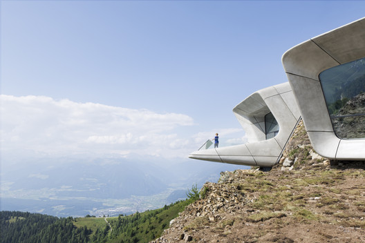 Messner Mountain Museum Corones. Image © Werner Huthmacher