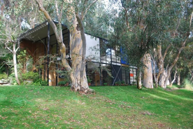 Casa Eames. Imagen © J. Paul Getty Trust