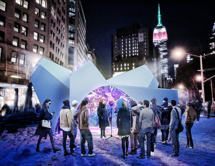 SOFTlab Wins Second Annual Flatiron Competition in New York, © SOFTlab
