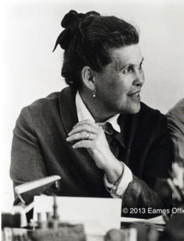 En perspectiva: Ray Eames, Ray Eames. Imagen Cortesía de Eames Office