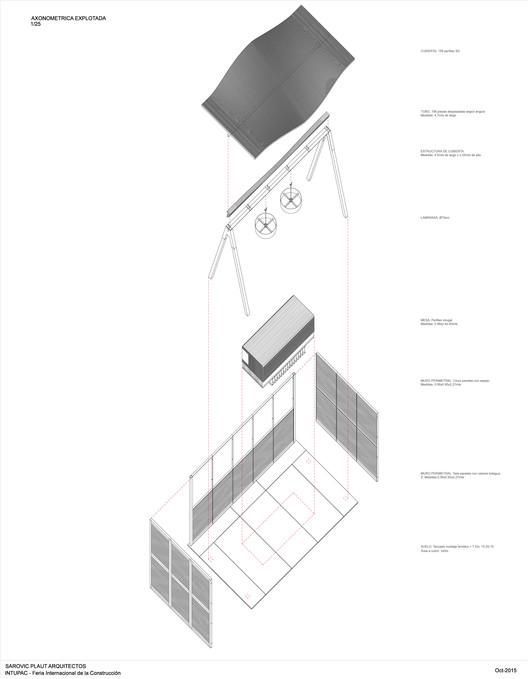 Planimetrías. Image Cortesía de Sarovic_Plaut Arquitectos
