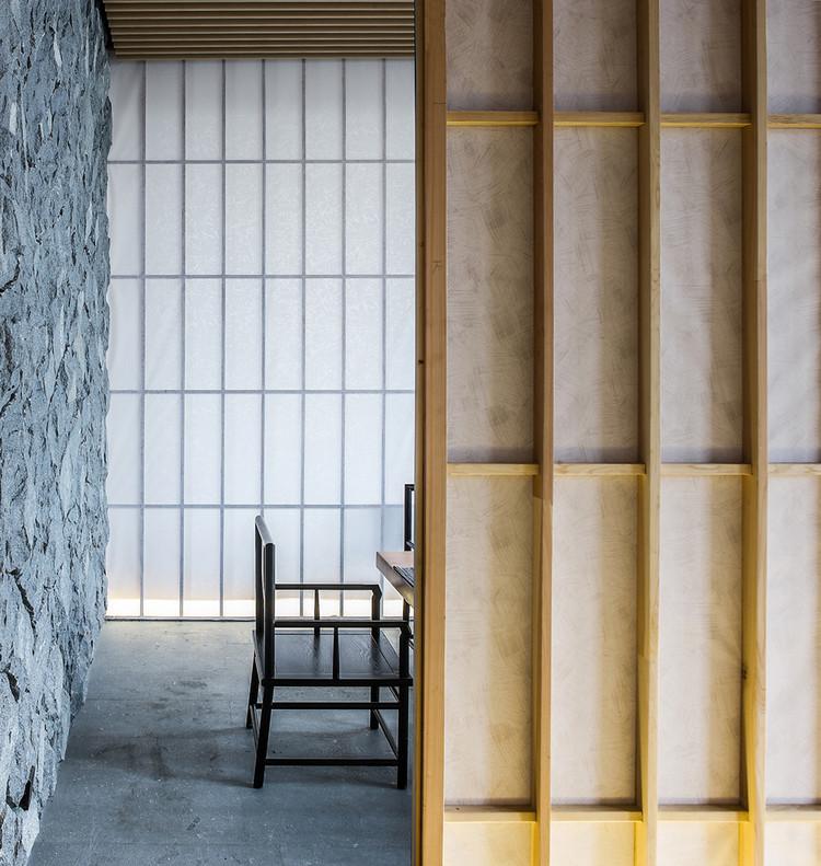 Riverside Teahouse Lin Kaixin Design Co Archdaily