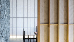 Riverside Teahouse / Lin Kaixin Design Co.