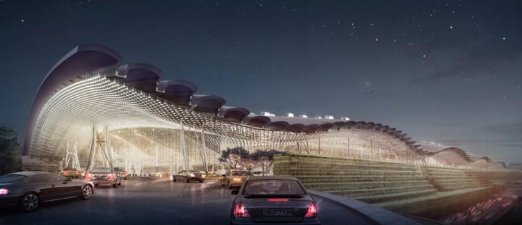 RSHP gana concurso para ampliar el aeropuerto más grande de Taiwán, © Taiwan Taoyuan International Airport