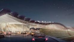 RSHP gana concurso para ampliar el aeropuerto más grande de Taiwán