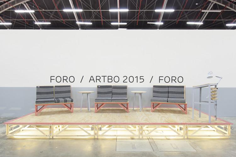 Foro. Image © Santiago Pinyol