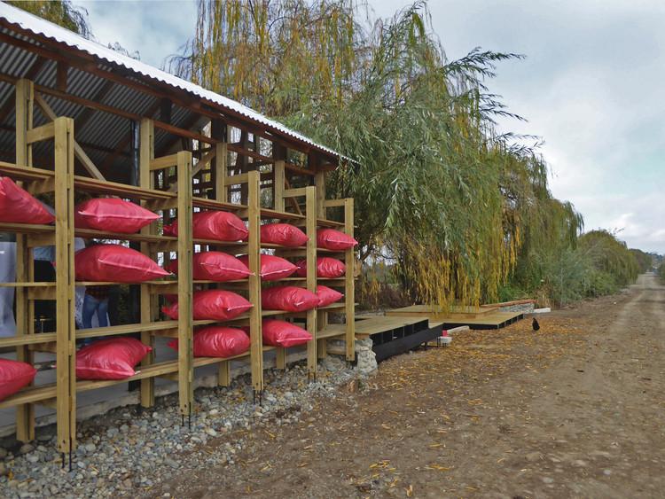 Linares, Chile: espacio productivo como espacio público en zonas rurales, Cortesía de Blanca Zúñiga