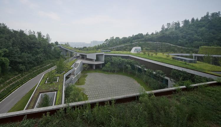 Centro Comunitario Chongqing Taoyuanju / Vector Architects, © Su Shengliang