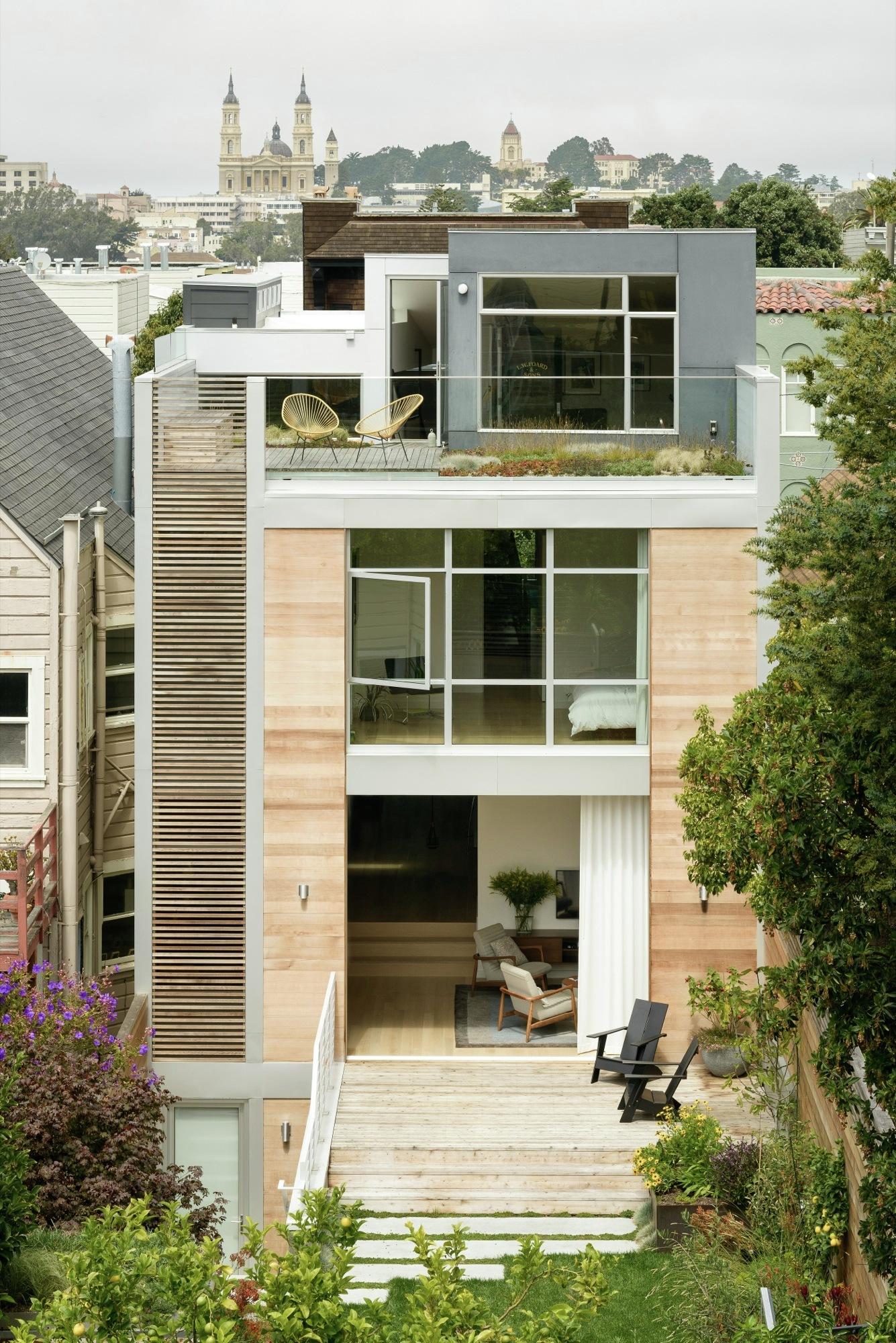 Gallery Of Fitty Wun Feldman Architecture 1