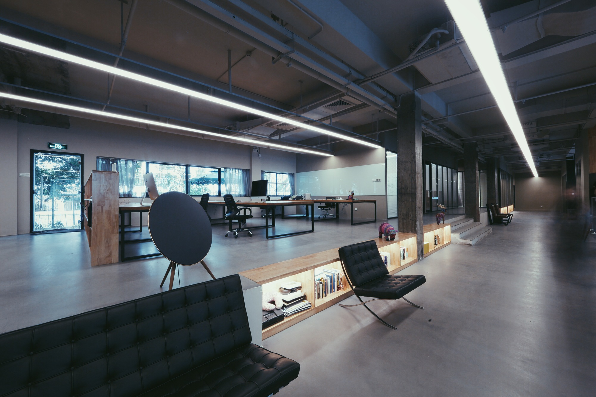 shenzhen dotwell office design elsedesign archdaily