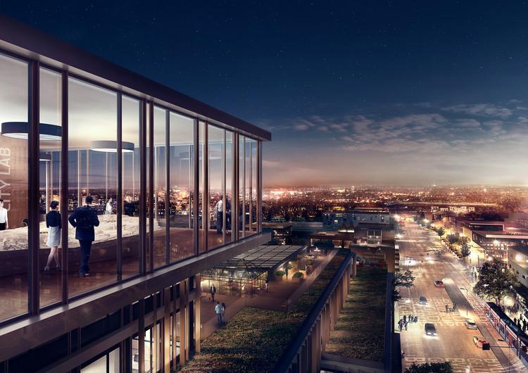 Vista exterior. Imagen cortesía de Arkitema Architects