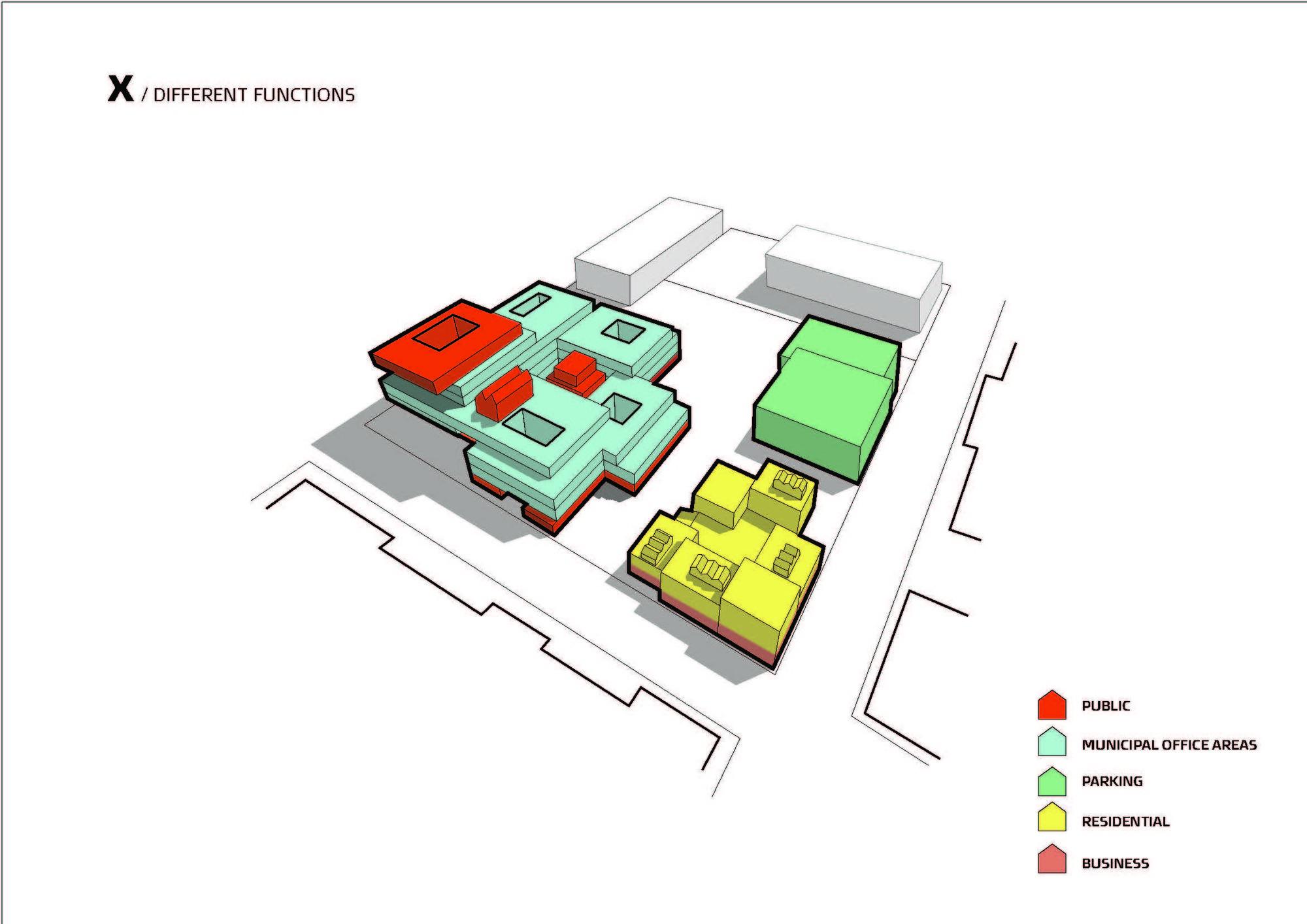 Gallery of Arkitema Designs Municipal Office Building for Aarhus - 15