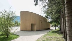 Pabellón de Música Bad Ischl  /  Two in a Box Architekten