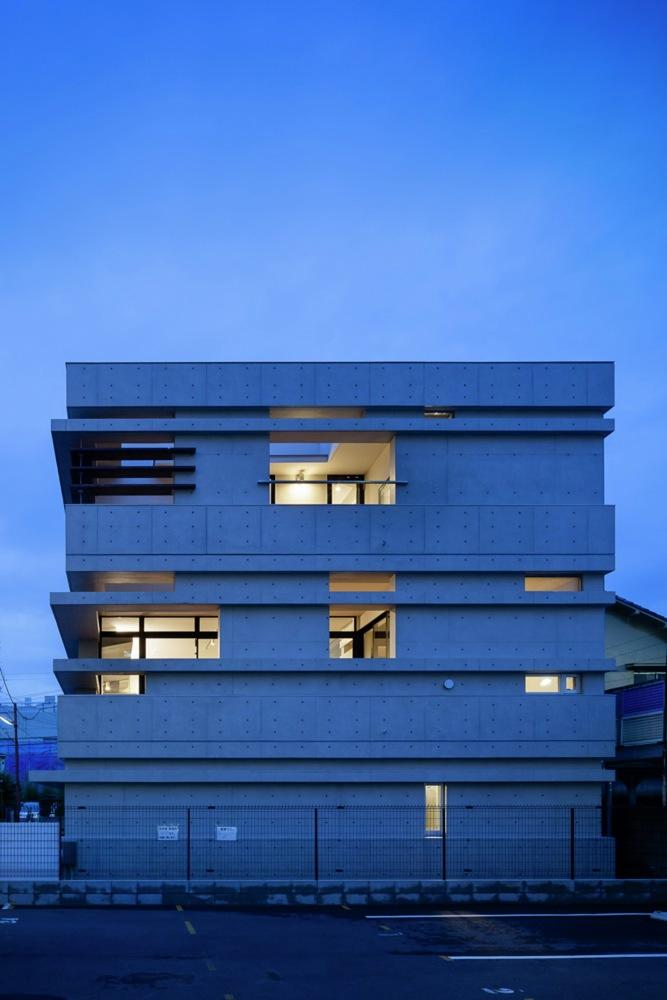 Cranks / Hugo Kohno Architect Associates