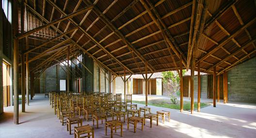 Cam Thanh Community House / 1+1>2 International Architects in Vietnam. Cortesia de WAF.
