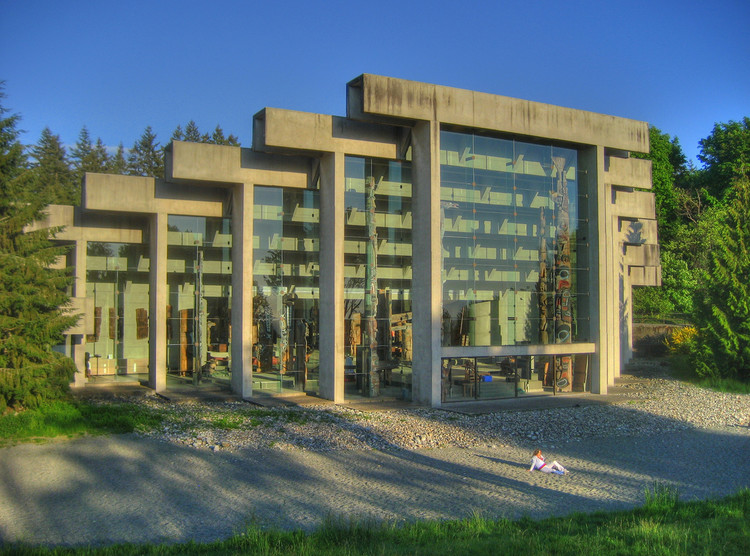 UBC Museum of Anthropology. Image © Flickr CC User Kyle Pearce