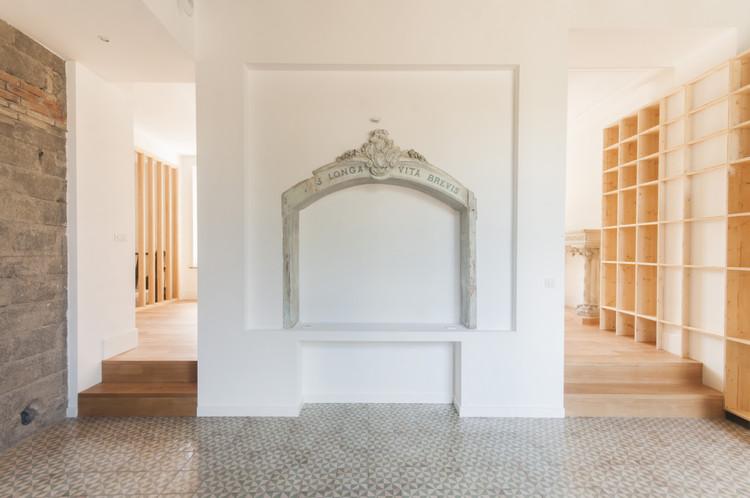 Renovación de Vivienda / studiolada architects, © Ludmilla Cerveny
