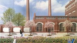 arenas basabe palacios y NOWADAYS office se adjudican diseño de plan maestro de antigua fábrica en Moscú