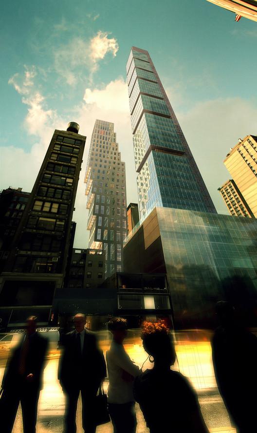 23 East 22nd Street. Imagen © Luxigon