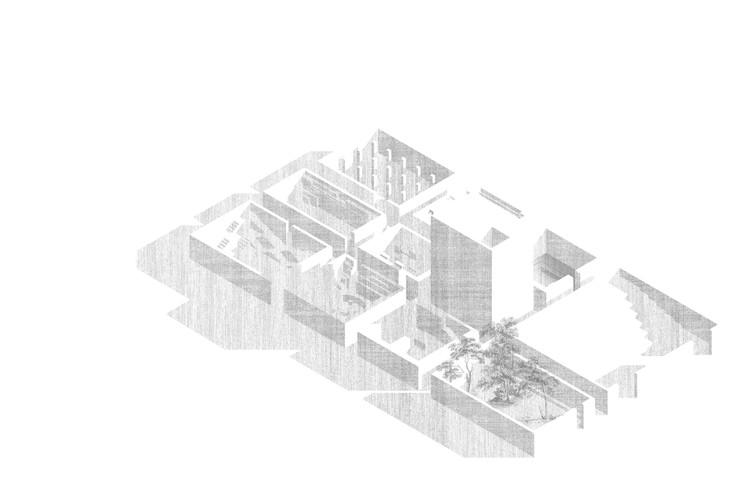 Ilustración del proyecto por Olivier Bellflamme