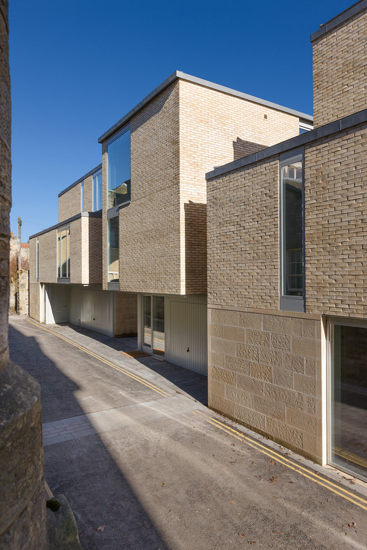 Sutherland Hussey Architects' Wins Award for Best Building in Scotland, West Burn Lane, St Andrews / Sutherland Hussey Architects. Image © SHA