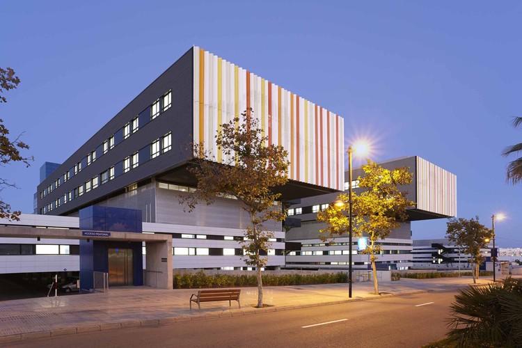 Hospital Can Misses / Luis Vidal + Arquitectos, © Xavi Duran