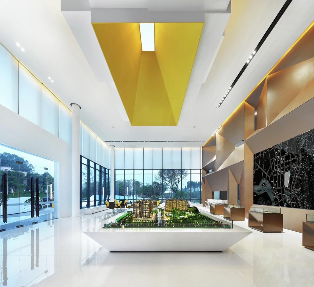 Gallery of Heaven Realm Garden Sales Center / C&C Design Co - 6
