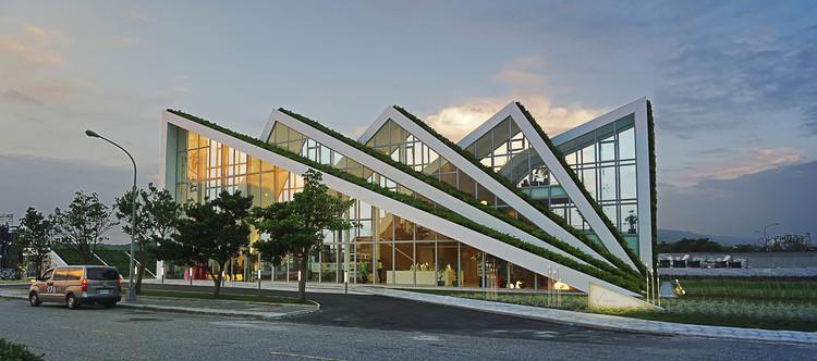 """Se completa la primera """"Casa Hualien"""" diseñada por BIG, © BIG"""