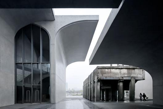 Exteriores: Su Shengliang - Museu West Bund / Atelier Deshaus . Imagem © Su Shengliang
