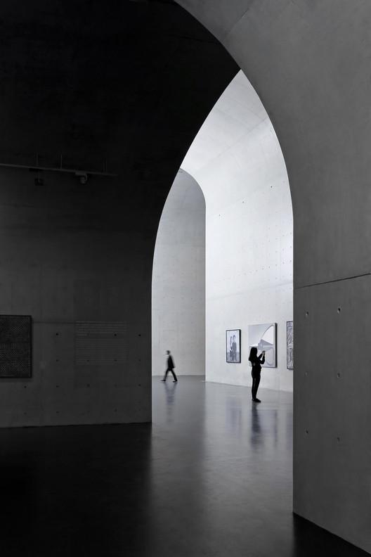 Interiores: Su Shengliang - Museu West Bund / Atelier Deshaus. Imagem © Su Shengliang