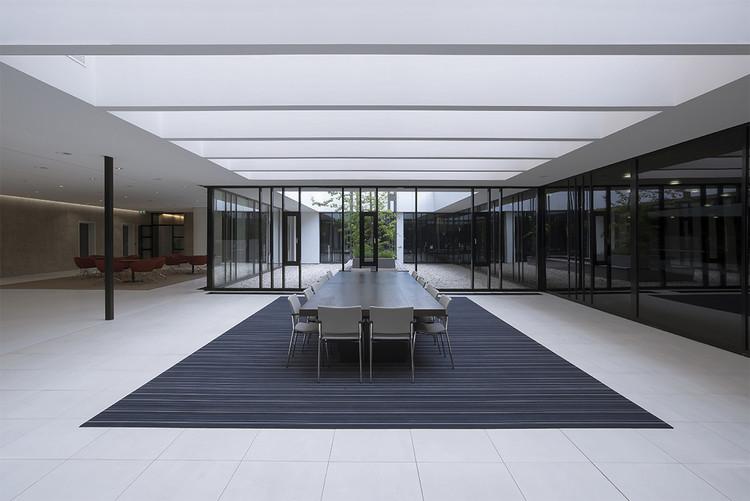 Remodelación del Provinciehuis en Brabant del norte / KAAN Architecten, © Sebastian van Damme