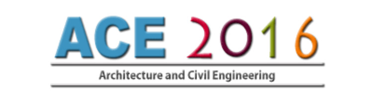 4th Annual International Conference on Architecture and Civil Engineering (ACE 2016)