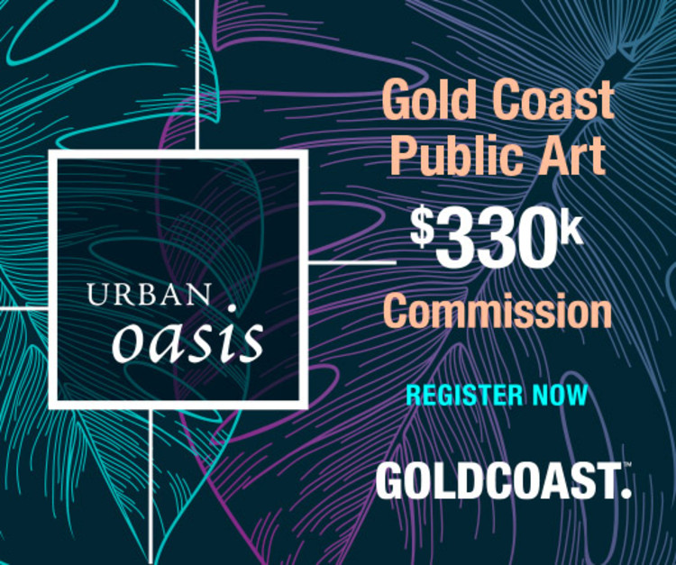 Urban Oasis Public Art Commission