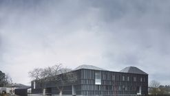 Nozay Health Center / a+ samueldelmas