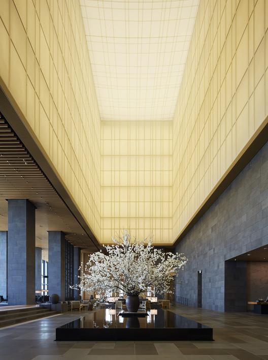 Australian Award  Aman, Tokyo / Kerry Hill Architects (Japan) . Image  Courtesy
