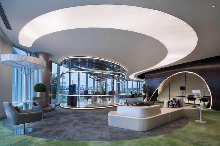 Edificio del Centro Mundial de Diseño Hongqiao / G - Art Design International, © Zhang Jing