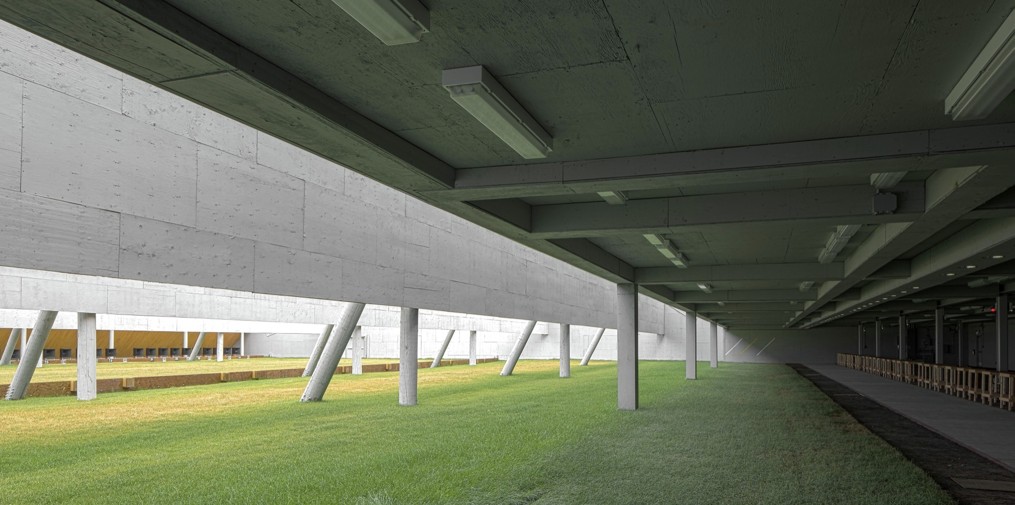 Gallery Of Shooting Range In Ontario Magma Architecture 16