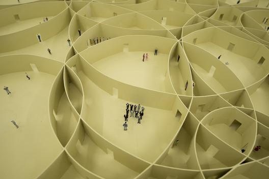 Infinite Motive. Image Courtesy of Pezo von Ellrichshausen