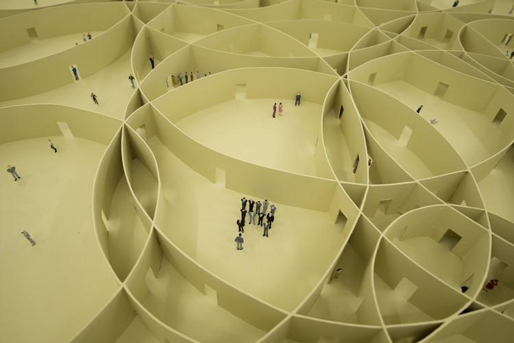 Infinite Motive. Image Cortesía de Pezo von Ellrichshausen