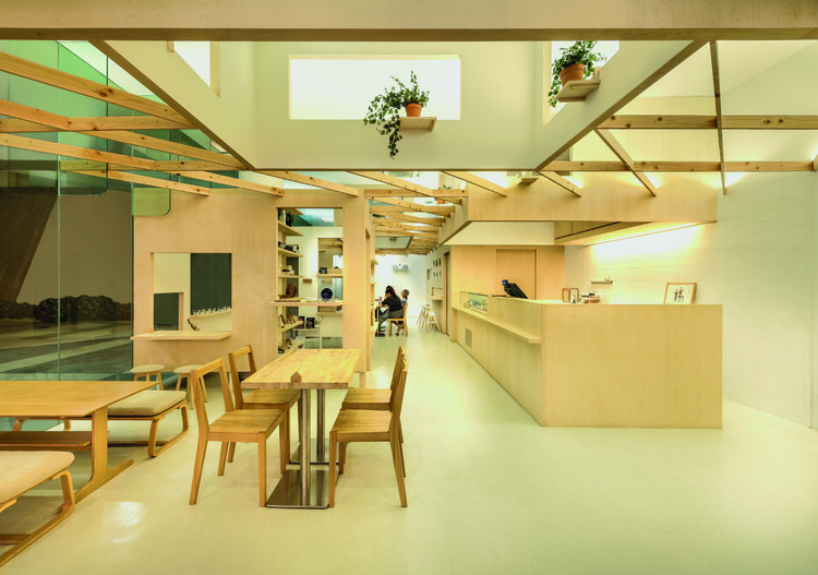 Retail: KKi Sweets and the Little Drom Store (Singapore) Produce Workshop. Imagen cortesía de INSIDE