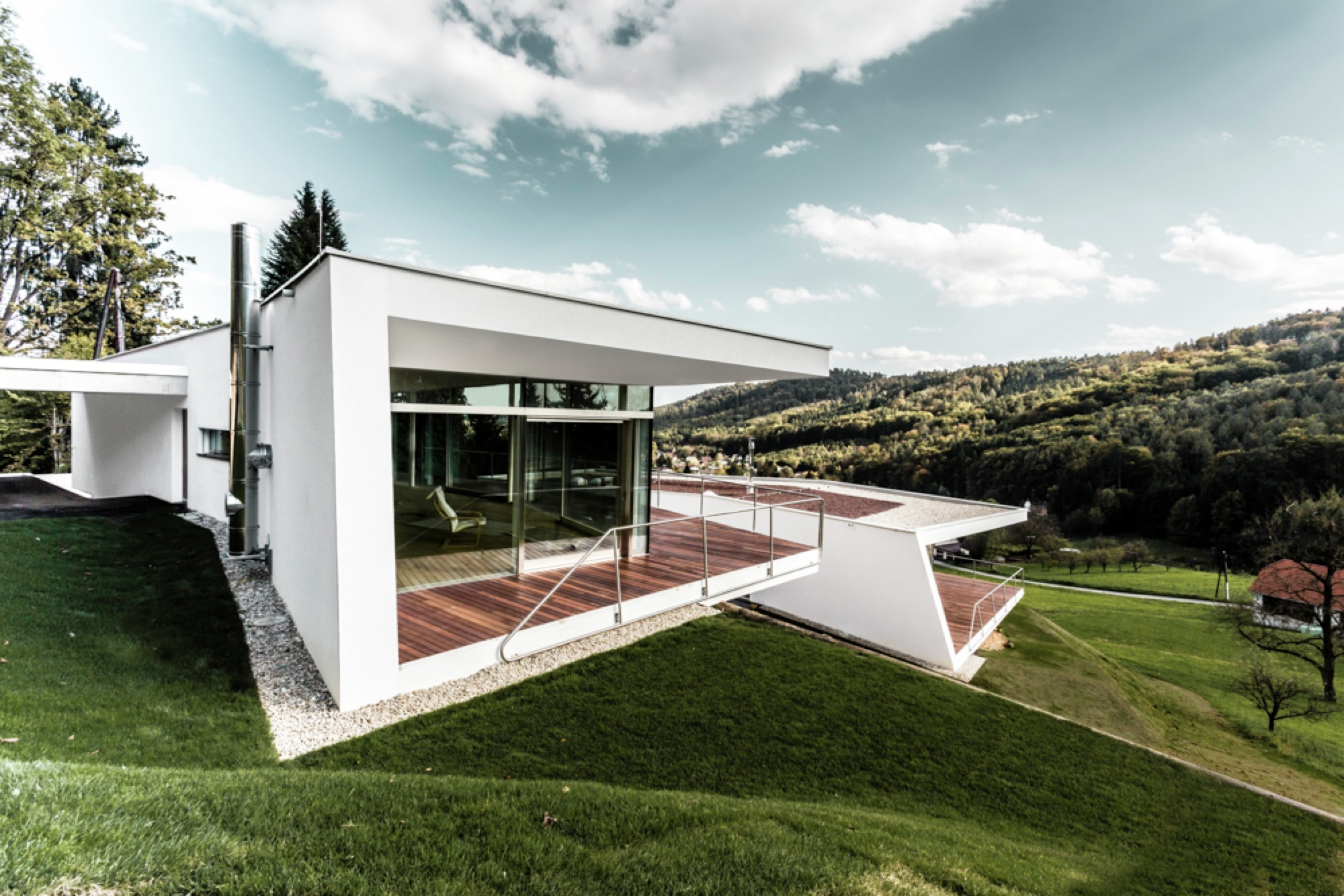 Gallery of villas 2b love architecture and urbanism 1 for Moderne architektur villa