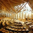 Scottish Parliament Building, Edinburgh. Image © Scottish Parliament Corporate