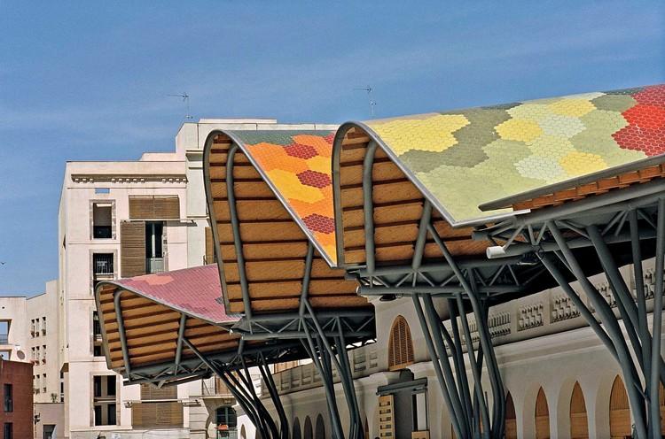 Santa Caterina Market, Barcelona. Image © Alex Gaultier