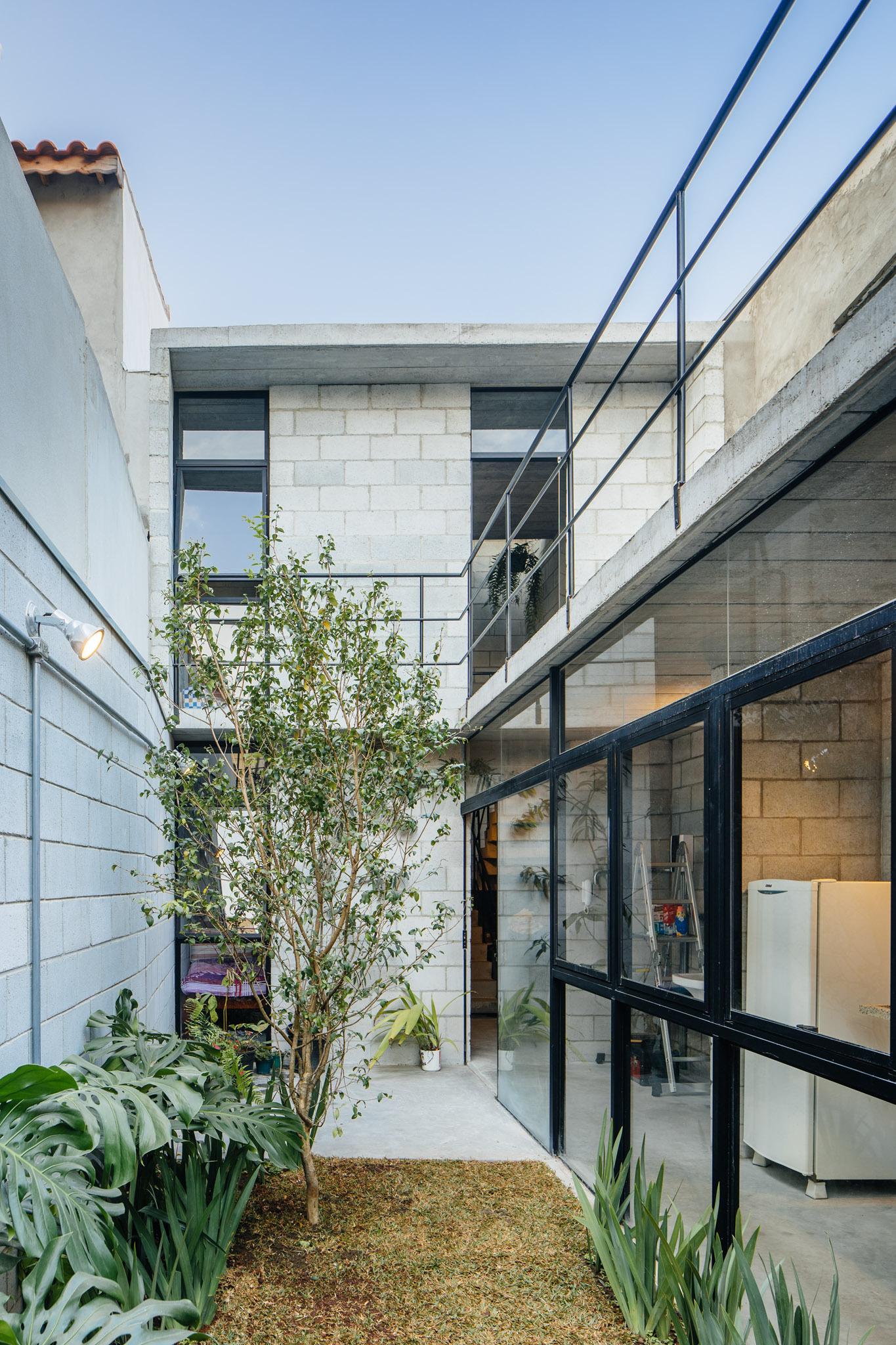 Galeria De Casa Vila Matilde Terra E Tuma Arquitetos Associados 2