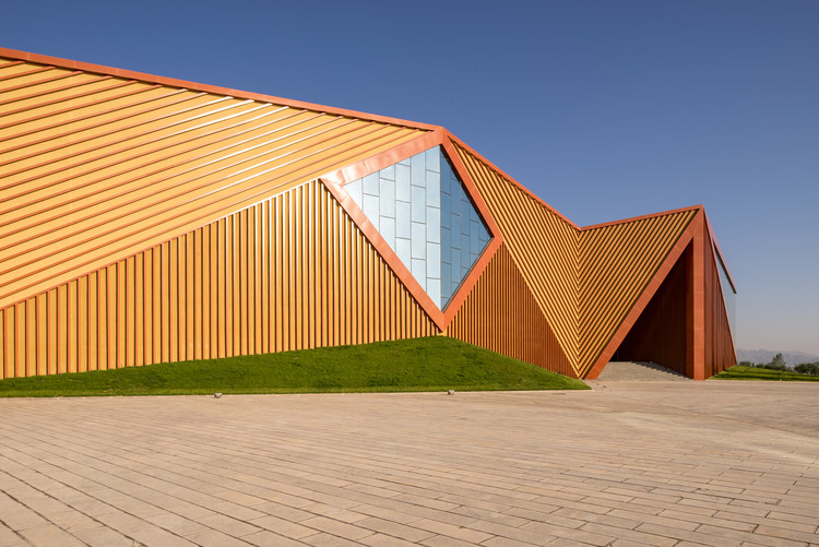 Bodega de Vinos Great Wall Yunmo / a+a Anderloni Associates, © Nathaniel McMahon