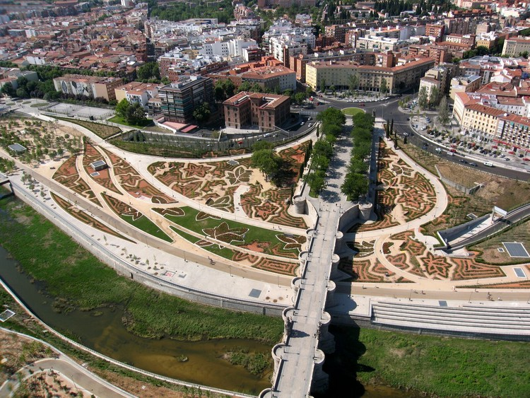 Madrid Río Wins Harvard's Veronica Rudge Green Prize in Urban Design , Courtesy of Harvard GSD