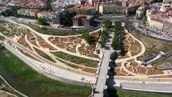 Proyecto 'Madrid Río' recibe el XII Veronica Rudge Green Prize in Urban Design