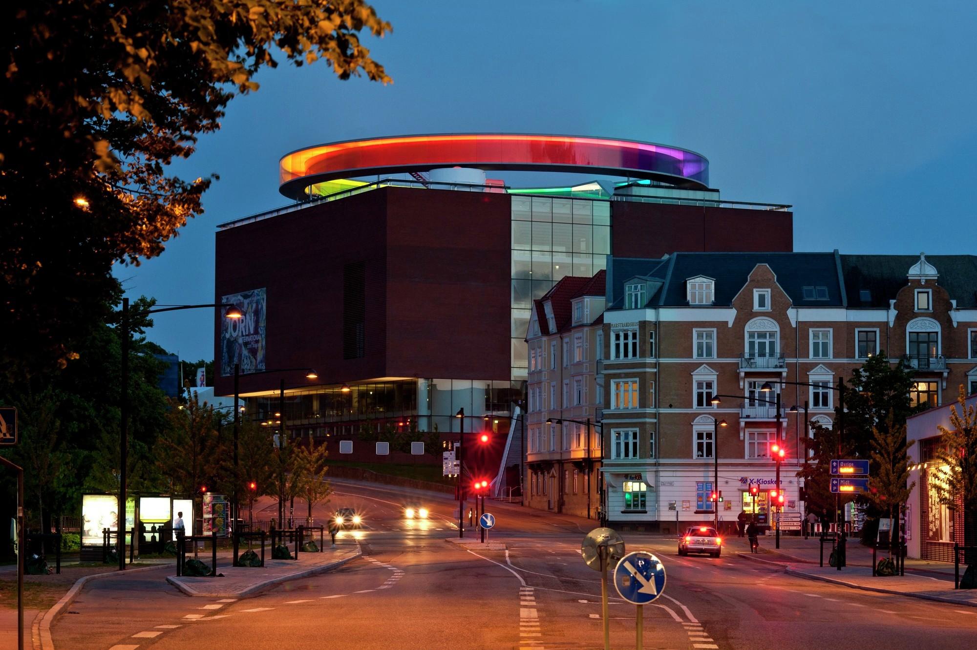 Aarhus bordeller Art Museum Sjælland