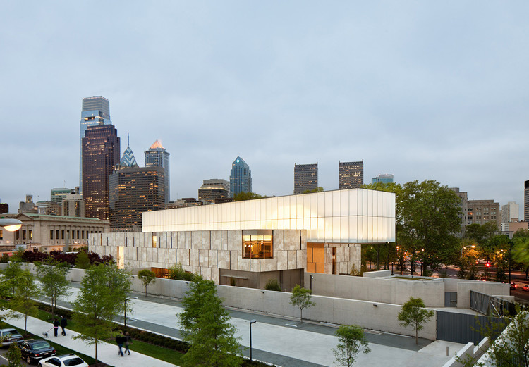 Dallas Architecture Forum Presents Billie Tsien, Architect Billie Tsien will discuss the Barnes Foundation Museum and many other award-winning projects for the Dallas Architecture Forum on November 19 at the Dallas Museum of Art